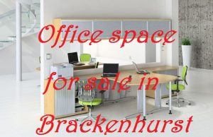 Great investment Potential Office space for sale in a prime location photo
